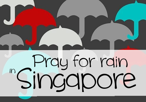 pray for rain header